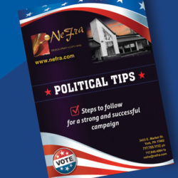 Political Tips – Sharing Insight for a Strong Campaign